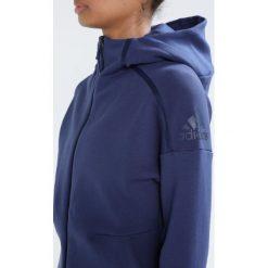 Bluzy męskie: adidas Performance ZNE HOODIE 2 Bluza rozpinana noble indigo