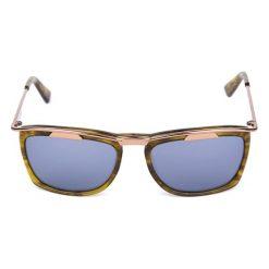 """Okulary przeciwsłoneczne męskie: Okulary przeciwsłoneczne """"KZDAH140104"""" w kolorze szarym"""