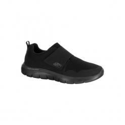 Buty do szybkiego marszu Flex advantage Strap w kolorze czarnym. Czarne buty fitness męskie marki Asics. W wyprzedaży za 129,99 zł.