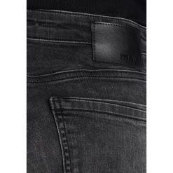 Mavi JIM Jeans Skinny Fit smoke coll denim. Czarne rurki męskie Mavi. W wyprzedaży za 278,10 zł.
