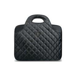 Firenze 15,6 Torba PORT DESIGNS. Brązowe torby na laptopa Port Designs, w paski, pikowane. Za 199,00 zł.