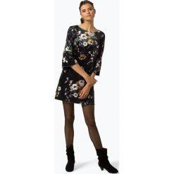 Adrianna Papell - Sukienka damska, czarny. Czarne sukienki Adrianna Papell, w kwiaty, retro. Za 749,95 zł.