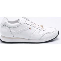 Tommy Hilfiger - Buty. Szare buty sportowe damskie marki TOMMY HILFIGER, z gumy. Za 599,90 zł.