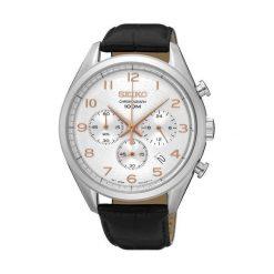 Zegarki męskie: Seiko Chronograph SSB227P1 - Zobacz także Książki, muzyka, multimedia, zabawki, zegarki i wiele więcej