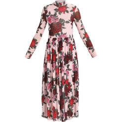 Długie sukienki: NAKD MIDI DRESS Długa sukienka pink floral