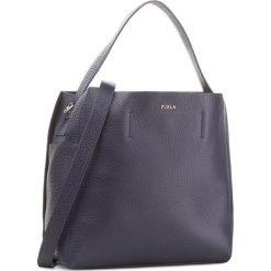 Torebka FURLA - Capriccio 920209 B BHE6 QUB Blu d. Niebieskie torebki klasyczne damskie Furla, ze skóry. Za 1179,00 zł.