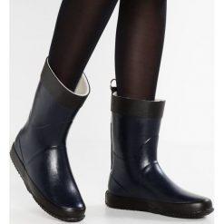 Ilse Jacobsen Kalosze dark indigo. Brązowe buty zimowe damskie marki Alma en Pena, z materiału, na obcasie. W wyprzedaży za 234,50 zł.