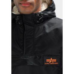 Alpha Industries Kurtka przejściowa black. Czarne kurtki męskie przejściowe marki Alpha Industries, m, z aplikacjami. Za 589,00 zł.