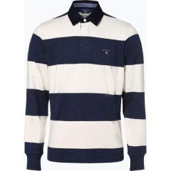 Gant - Męska bluza nierozpinana, czarny. Czarne bejsbolówki męskie GANT, l, w paski. Za 449,95 zł.
