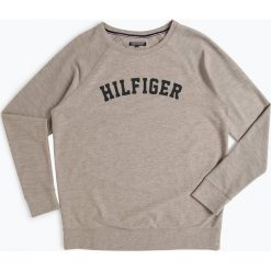 T-shirty damskie: Tommy Hilfiger - Damska koszulka z długim rękawem, szary