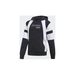 Bluzy Dziecko adidas  Bluza z kapturem EQT. Czarne bluzy chłopięce rozpinane marki Adidas, z kapturem. Za 269,00 zł.