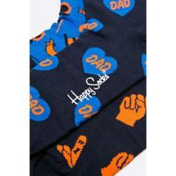 Happy Socks - Skarpety I Love Dad (3-pack). Białe skarpetki męskie marki WED'ZE, z elastanu. W wyprzedaży za 69,90 zł.