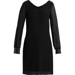 Sukienki hiszpanki: s.Oliver BLACK LABEL Sukienka koktajlowa caviar