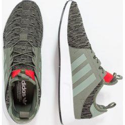 Adidas Originals X_PLR Tenisówki i Trampki major/red. Zielone tenisówki damskie marki adidas Originals, z materiału. W wyprzedaży za 219,45 zł.