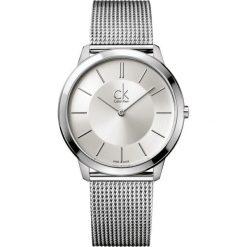 ZEGAREK CALVIN KLEIN MINIMAL GENT K3M21126. Szare zegarki męskie Calvin Klein, szklane. Za 849,00 zł.