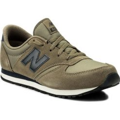 Sneakersy NEW BALANCE - KL420NUY Zielony. Czarne trampki chłopięce marki New Balance. Za 249,99 zł.