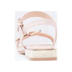 Rzymianki damskie: Office FANCY Sandały pale pink