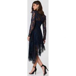Sukienki: Keepsake Sukienka Hold On LS - Navy