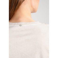 Bluzki asymetryczne: Aaiko JADEY Bluzka z długim rękawem sand