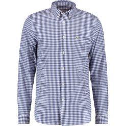 Lacoste Koszula dark blue/white. Szare koszule męskie marki Lacoste, z bawełny. Za 449,00 zł.