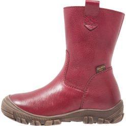 Froddo Śniegowce bordeaux. Czerwone buty zimowe damskie Froddo, z materiału. W wyprzedaży za 287,20 zł.