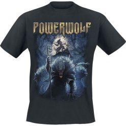 Powerwolf Night Of The Werewolves T-Shirt czarny. Czarne t-shirty męskie z nadrukiem Powerwolf, xxl, z dekoltem na plecach. Za 89,90 zł.