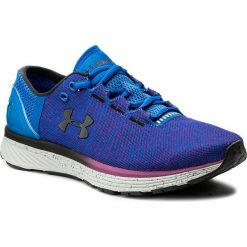 Buty UNDER ARMOUR - Ua W Charged Bandit 3 1298664-907 Blu. Fioletowe buty do biegania damskie marki KALENJI, z gumy. W wyprzedaży za 239,00 zł.
