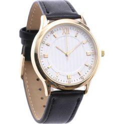 Czarno-Biały Zegarek Conventional. Białe zegarki damskie Born2be. Za 29,99 zł.