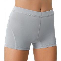 Spodenki sportowe męskie: Gwinner Szorty damskie Perfect Fit Ladies Shorts LIGHTline szare r. M
