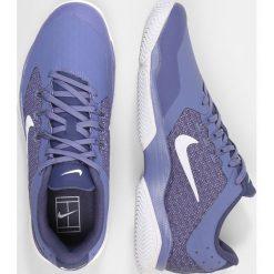 Nike Performance AIR ZOOM ULTRA Obuwie do tenisa Outdoor purple slate/white/blue recall. Fioletowe buty sportowe damskie marki Nike Performance, z materiału, na golfa. W wyprzedaży za 377,10 zł.