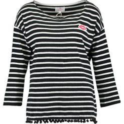 Bluzki asymetryczne: Sundry Bluzka z długim rękawem maritime cotton stripes