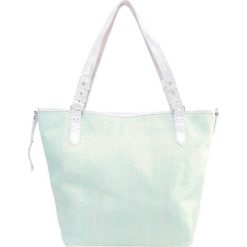 Shopper bag damskie: Mila Louise NINE CHEVRON  Torba na zakupy aqua