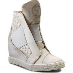 Sneakersy damskie: Sneakersy ROBERTO – 527/D B.Złoto