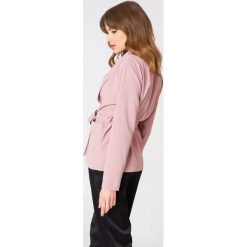 Marynarki i żakiety damskie: Rut&Circle Marynarka Nina – Pink