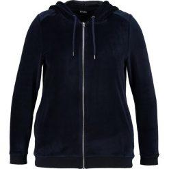 Bluzy rozpinane damskie: Evans HOODY  Bluza rozpinana navy