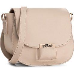 Torebka NOBO - NBAG-D2100-C015  Beżowy. Brązowe listonoszki damskie Nobo, ze skóry ekologicznej. W wyprzedaży za 119,00 zł.