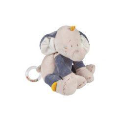 Noukies  Bao & Wapi - Maskotka - Activity Bao. Niebieskie przytulanki i maskotki marki Noukie's, z bawełny. Za 109,00 zł.