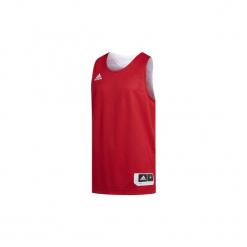 T-shirty z krótkim rękawem Dziecko  adidas  Koszulka dwustronna Crazy Explosive. Czerwone t-shirty chłopięce z krótkim rękawem Adidas. Za 99,95 zł.