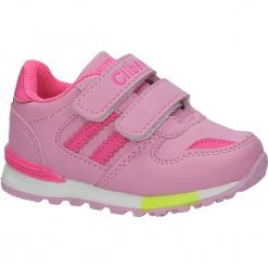 Różowe buty sportowe na rzepy Casu F-627. Czerwone buciki niemowlęce marki Casu, na rzepy. Za 59,99 zł.