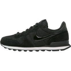 Trampki damskie slip on: Nike Sportswear INTERNATIONALIST Tenisówki i Trampki black/dark grey/summit white