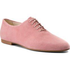 Półbuty VAGABOND - Eliza 4518-040-58 Rose Pink. Czerwone półbuty damskie skórzane marki Vagabond, na obcasie. W wyprzedaży za 299,00 zł.