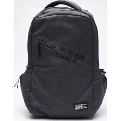 Duży plecak z kieszenią LAPTOP CASE - Szary. Szare plecaki męskie Cropp. W wyprzedaży za 59,99 zł.