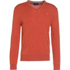 Swetry klasyczne męskie: Polo Ralph Lauren LORYELLE Sweter hunting orange