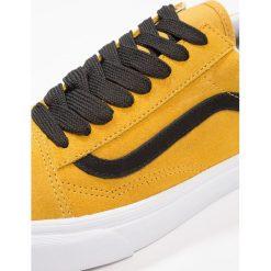 Vans UA OLD SKOOL Tenisówki i Trampki tawny olive/black. Żółte tenisówki damskie Vans, z materiału. Za 359,00 zł.