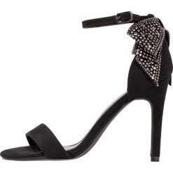 Sandały damskie: New Look SMITHY Sandały na obcasie black