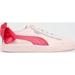 Buty sportowe dziewczęce: Puma – Buty Basket Bow Jr Paradise