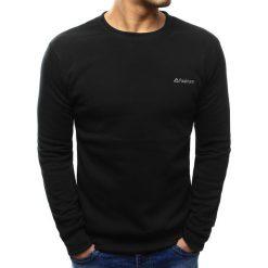 Bejsbolówki męskie: Bluza męska czarna (bx3427)