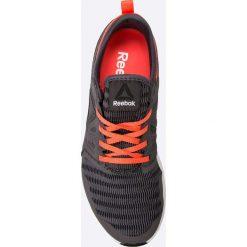 Reebok - Buty Zprint 3D. Czarne buty sportowe damskie marki Reebok, z materiału. W wyprzedaży za 219,90 zł.