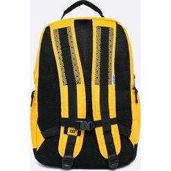 Caterpillar - Plecak Colegio. Żółte plecaki męskie Caterpillar, z poliesteru. W wyprzedaży za 159,90 zł.