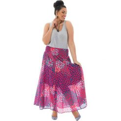 Odzież damska: Spódnica w kolorze różowym
